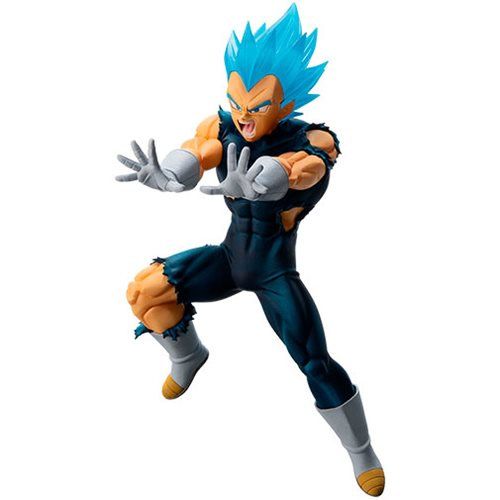 Dragon Ball Super Saiyan God SS Vegeta Ichiban Statue