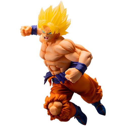 Dragon Ball Super Saiyan Son Goku 93 Ichiban Statue