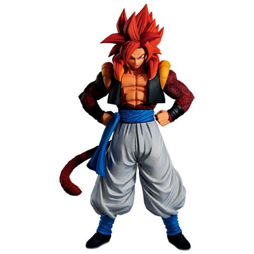 Dragon Ball GT Super Saiyan 4 Gogeta Ichiban Statue