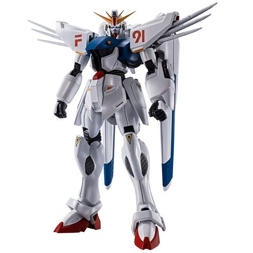 Mobile Suit Gundam F91 Gundam F91 Evolution-Spec Robot Spirits Action Figure - JUNE 2020