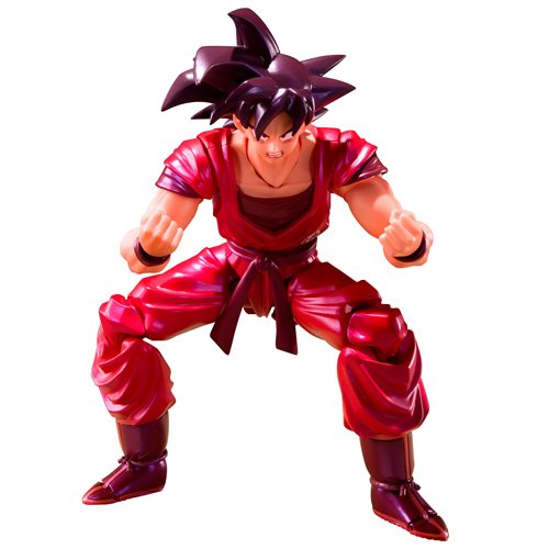 Dragon Ball S.H.Figuarts Son Goku (Kaioken Ver.) Action Figure - JULY 2020