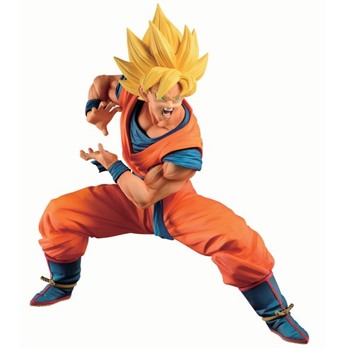 Dragon Ball Super Saiyan Son Goku Ultimate Version Ichiban Statue - JUNE 2020