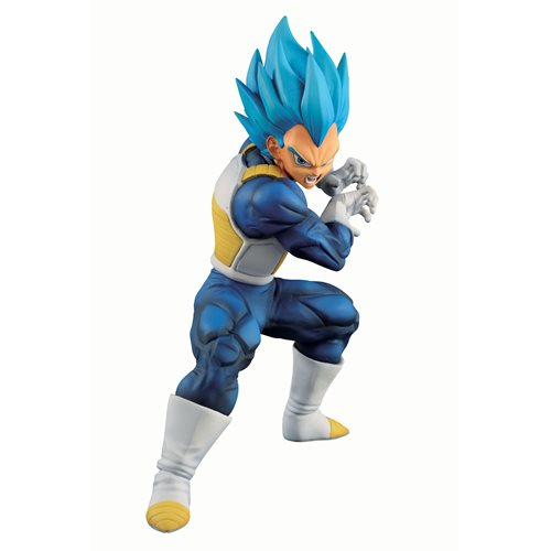 Dragon Ball Super Saiyan God Super Saiyan Evolved Vegeta Ichiban Statue - JUNE 2020