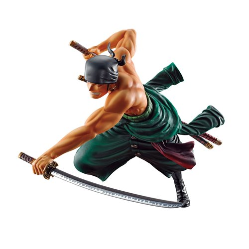 One Piece Roronoa Zoro Battle Memories Ichiban Statue - JUNE 2020
