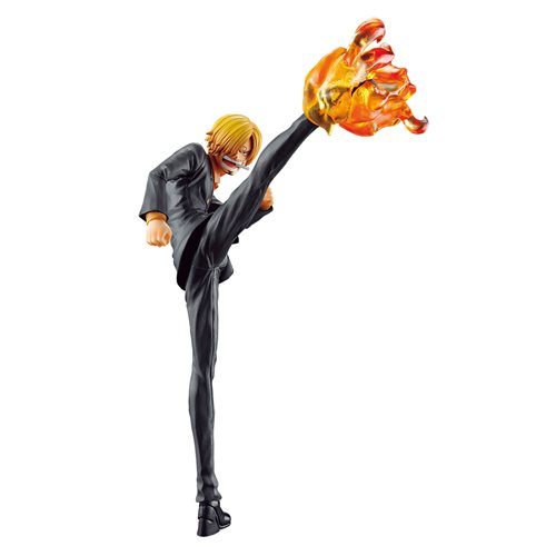 One Piece Sanji Battle Memories Ichiban Statue - JUNE 2020