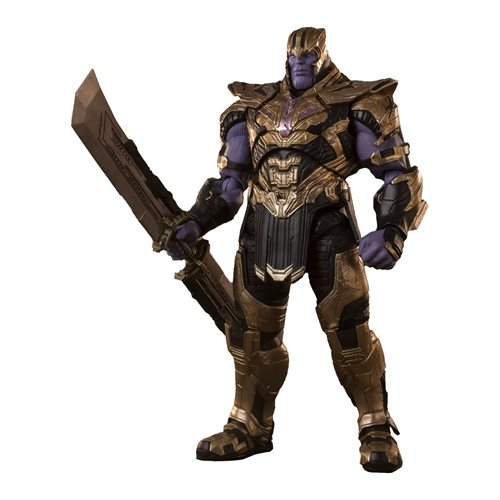 Avengers: Endgame Thanos Final Battle Edition SH Figuarts Action Figure - JANUARY 2021