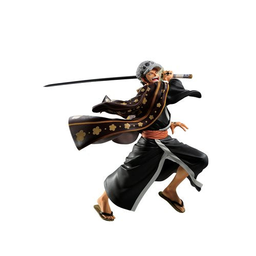 One Piece Trafalgar Law Full Force Ichiban Statue - OCTOBER 2020