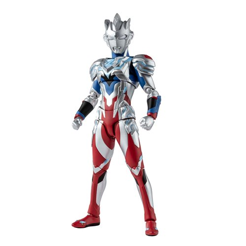 Ultraman Z Alpha Edge SH Figuarts Action Figure - FEBRUARY 2021