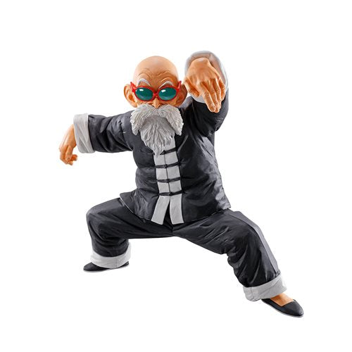 Dragon Ball Master Roshi Strong Chains!! Ichiban Statue - OCTOBER 2020