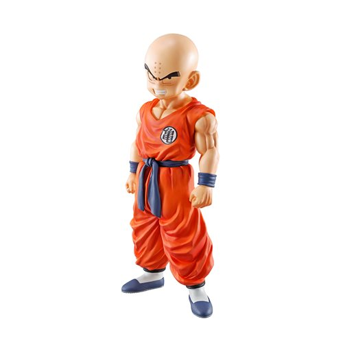 Dragon Ball Krillin Strong Chains!! Ichiban Statue - OCTOBER 2020