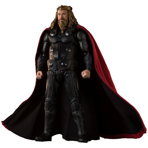 Avengers: Endgame Thor Final Battle Edition SH Figuarts Action Figure - JANUARY 2021