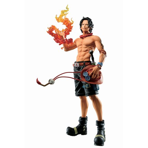 One Piece Ace Treasure Cruise Ichiban Statue - OCTOBER 2020