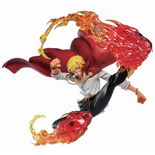 One Piece Sanji Treasure Cruise Ichiban Statue - OCTOBER 2020