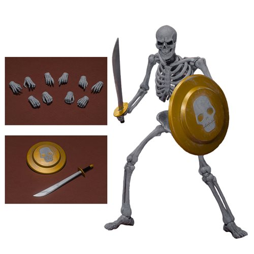 Golden Axe Skeleton Soldier 1:12 Scale Action Figure 2-Pack