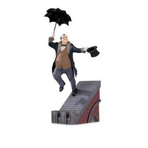 DC Comics Batman Rogues The Penguin Limited Edition Multi-Part Statue Diorama - MARCH 2020