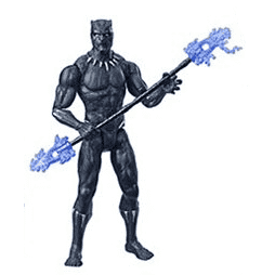 "Avengers: Endgame 6"" Action Figure Wave 2 - Black Panther"