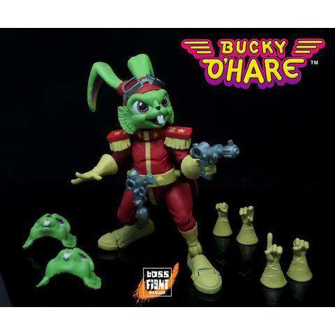 Bucky O'Hare Wave 1 - Master Case Pack Assortment