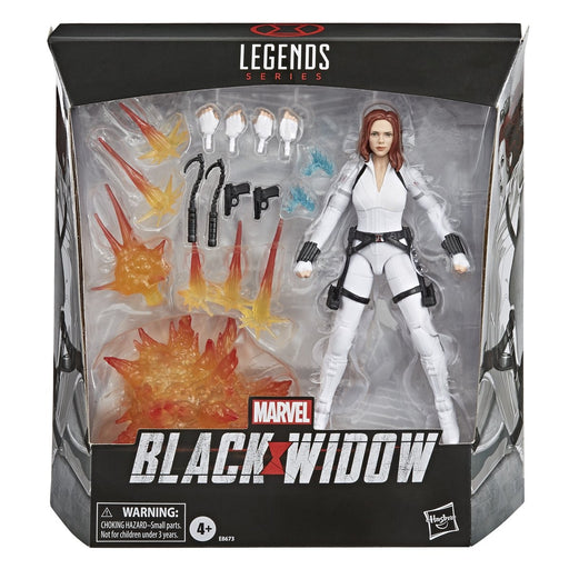 Marvel Legends Deluxe Black Widow Movie Figure by Hasbro