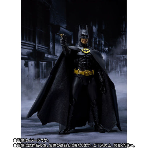 Batman 1989 Batman SH Figuarts Action Figure - OCTOBER 2020