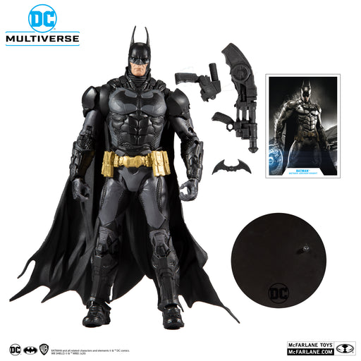 DC Gaming Wave 2 Arkham Knight Batman 7-Inch Action Figure - OCTOBER 2020