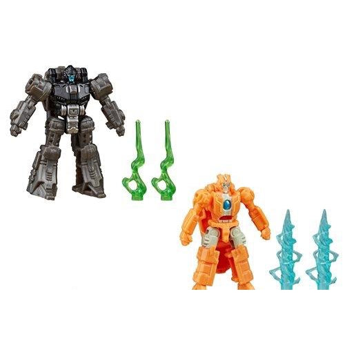 Transformers Generations Siege Battlemasters Wave 4 - Set of 2 - JANUARY 2020