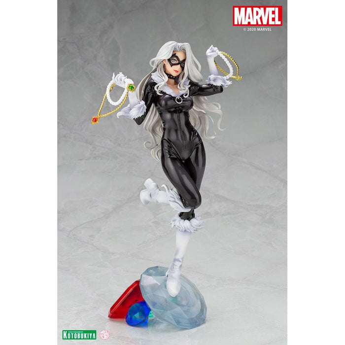 "Marvel Comics – Black Cat ""Steals Your Heart"" Bishoujo Statue - JANUARY 2021"