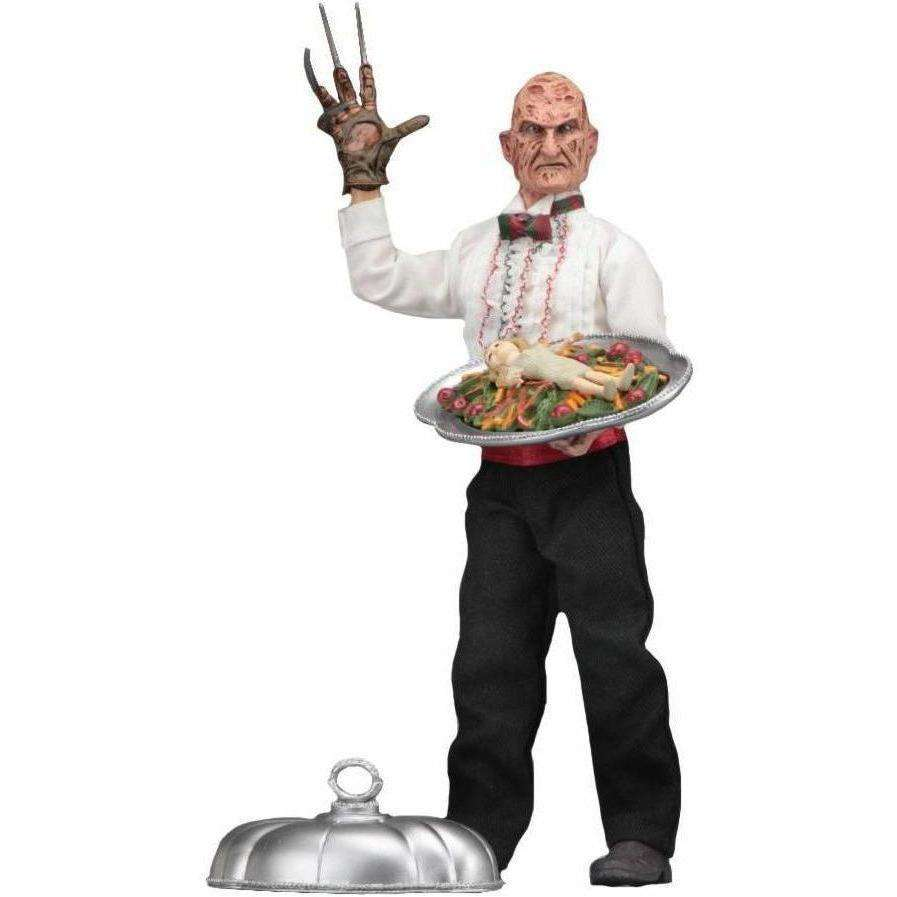 "Nightmare on Elm Street - 8"" Clothed Figure - Part 5 Chef Freddy - OCTOBER 2018"