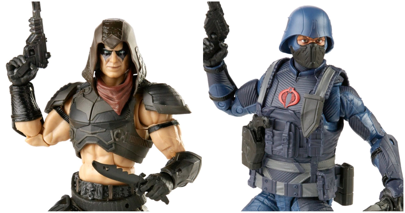 G.I. Joe Classified Series 6-Inch Action Figures Wave 3 Set of 2 - JANUARY 2021