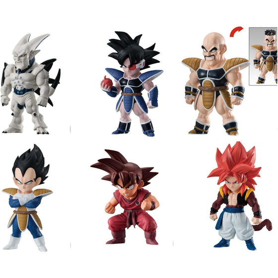 Dragon Ball Adverge Vol. 8 Box of 10 Figures - OCTOBER 2018