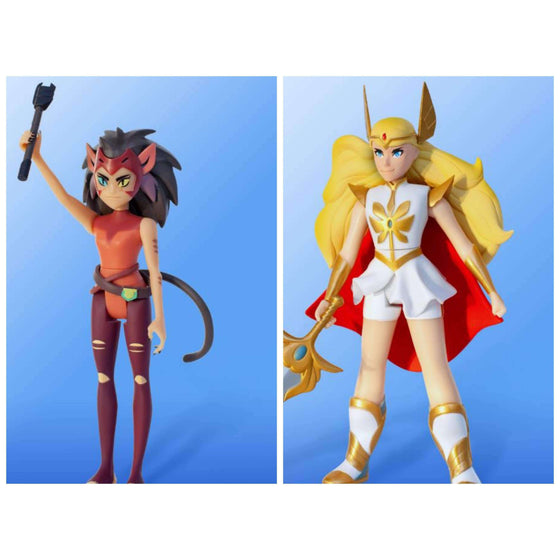 She-Ra and the Princesses of Power Deluxe Set of 2 Figures - MAY 2019