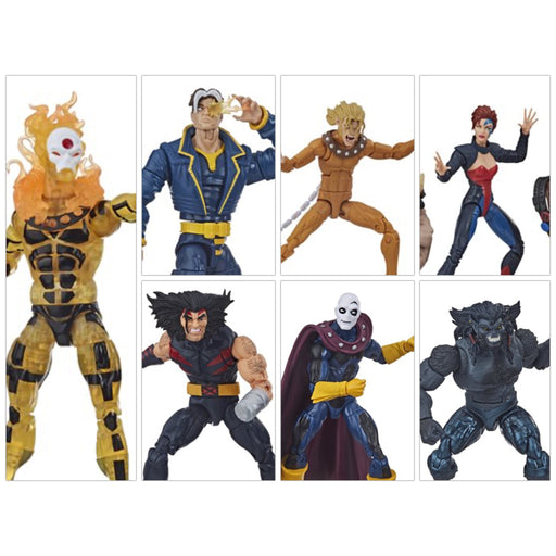 X-Men Age of Apocalypse Marvel Legends 6-Inch - Set of 7- (BAF Sugar Man)- MAY 2020