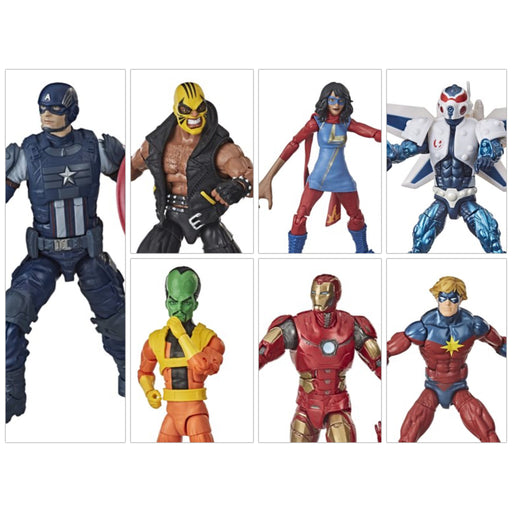 Avengers Video Game Marvel Legends 6-Inch - Set of 7 - (BAF Abomination) - MAY 2020