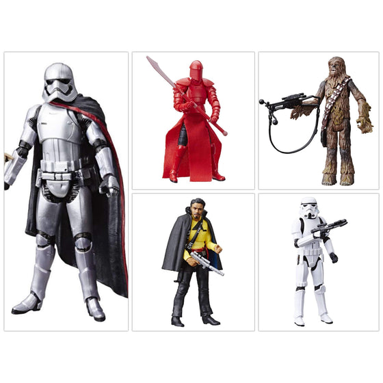 Star Wars: The Vintage Collection Wave 6 - Set of 5 - MAY 2019