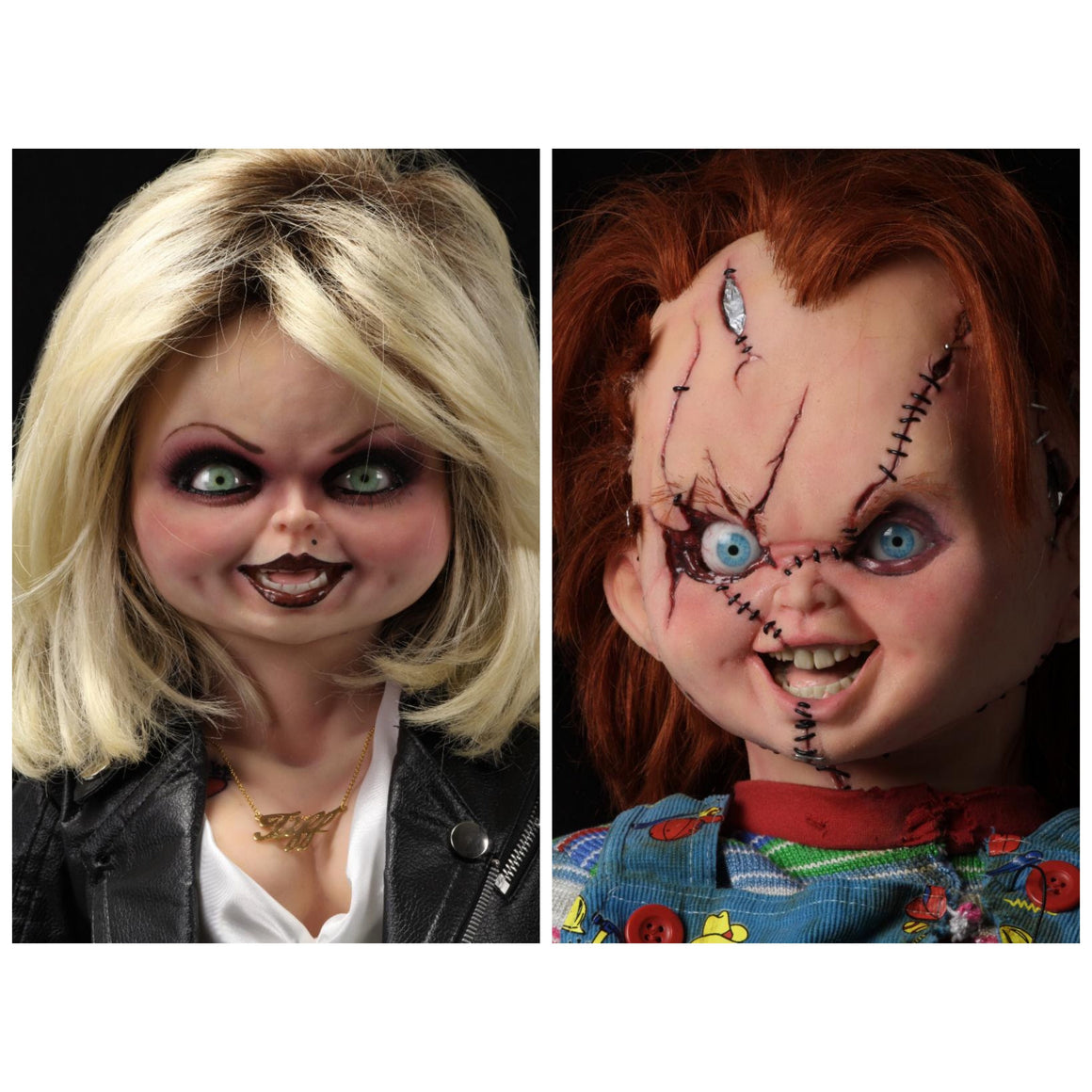 Bride of Chucky - 1:1 Replica - Life-Size - Set of 2 - FEBRUARY 2020