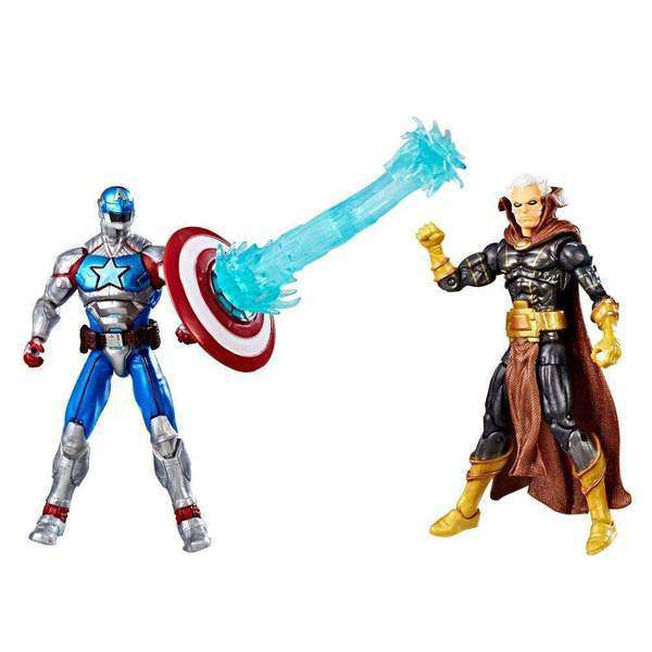 Marvel Gamerverse Wave 1 - Civil Warrior Vs. The Collector