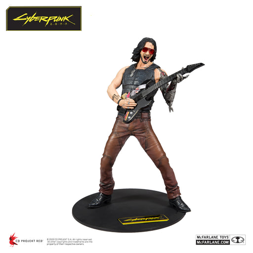 "Cyberpunk 2077 Johnny Silverhand 12"" Action Figure - Q2 2020"