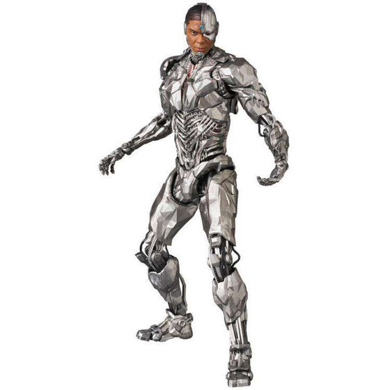Justice League MAFEX No.063 - Cyborg - MAY 2018
