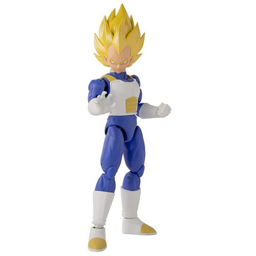 Dragon Ball Stars Action Figure Wave 15 - Super Saiyan Vegeta (Ver. 2)