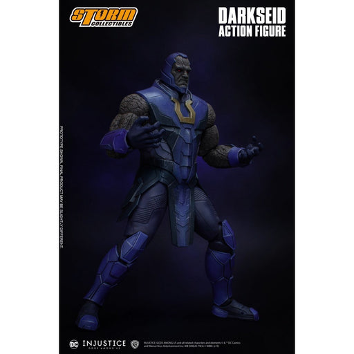 Injustice: Gods Among Us Darkseid 1:12 Scale Figure - Q1 2020