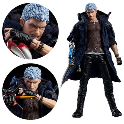 Devil May Cry 5 Nero Deluxe Version 1:12 Scale Action Figure - PX Exclusive