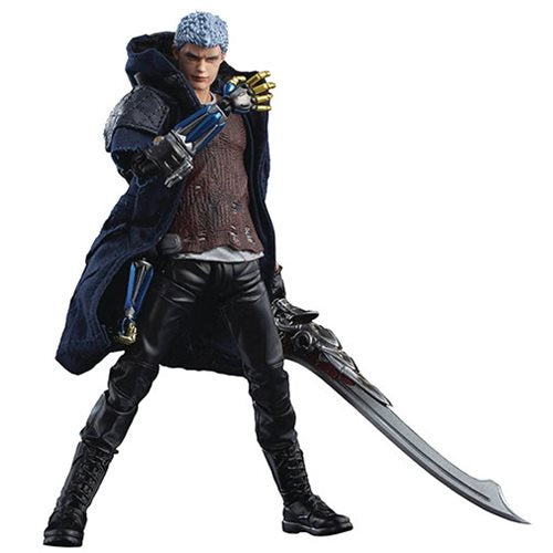 Devil May Cry 5 Nero 1:12 Scale Action Figure - PX Exclusive