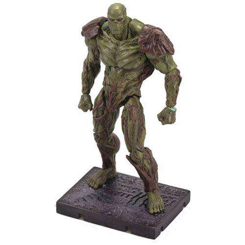 Injustice 2 Swamp Thing 1:18 Scale Action Figure - Previews Exclusive - MARCH 2019