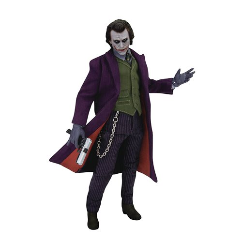 Batman: The Dark Knight Joker Dynamic 8Ction DAH-024 Action Figure - DECEMBER 2020