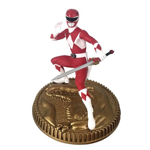Mighty Morphin Power Rangers Red Ranger 1:8 Scale Statue - MARCH 2021