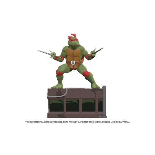 Teenage Mutant Ninja Turtles Raphael 1:8 Scale Statue - JANUARY 2021