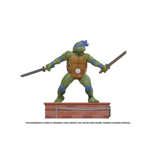 Teenage Mutant Ninja Turtles Leonardo 1:8 Scale Statue - JANUARY 2021