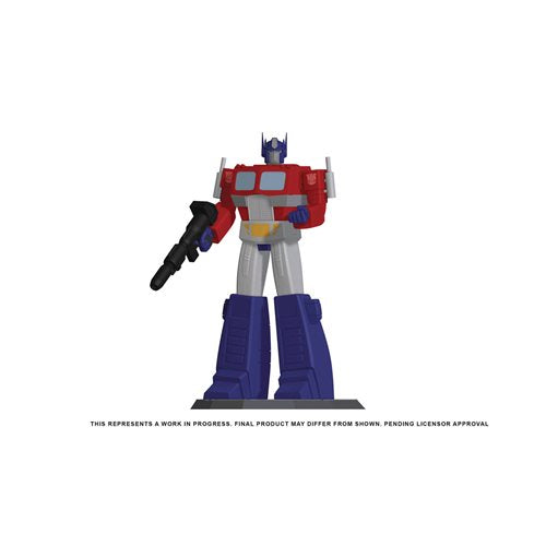 Transformers Optimus Prime 9-Inch Statue - JANUARY 2021