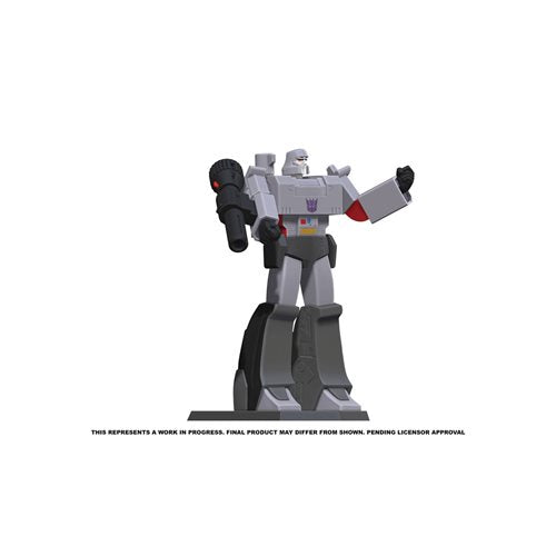 Transformers Megatron 9-Inch Statue - JANUARY 2021