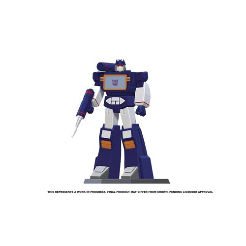 Transformers Soundwave 9-Inch Statue - JANUARY 2021