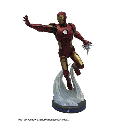 Marvel Gamerverse Avengers Iron Man 1:10 Scale Statue - NOVEMBER 2020